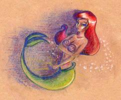 Ariel by Silveril