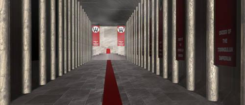 Warcon Imperium Headquarters by superzentredi