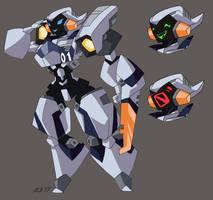 Robot by GeekyAnimator