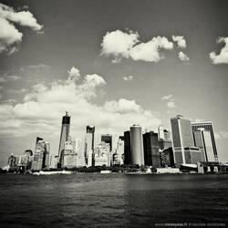 Manhattan by audeladesombres