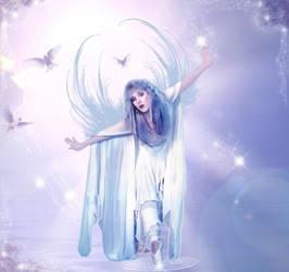 Crystal Visions by DragonDew