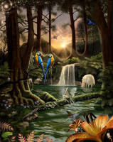 My Secret Sanctuary by DragonDew