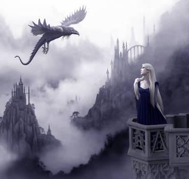 Mariana's Dragon by DragonDew