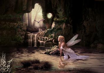 As Night Falls by DragonDew