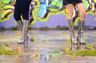 Boots by Kompakt