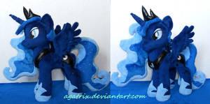 Princess Luna by agatrix