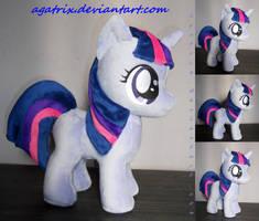 Filly Twilight Sparkle by agatrix