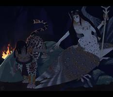 . It's All Voodoo . by Diikae