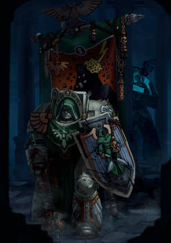 Dark Angels 1st Company by Nord-Sol