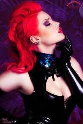 latex punk by SYNTHPROJECT