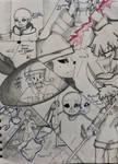 Diedre!Tale Mini-Comic: Haphazard Remembrance Pg 2 by Akuma-Mana61