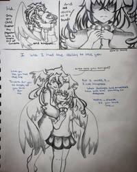 Short Comic: Kreo's Acknowledgment pg4 by Akuma-Mana61