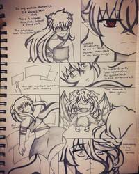 Short Comic: Kreo's Acknowledgment by Akuma-Mana61