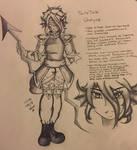 TzilaTale: Undyne by Akuma-Mana61