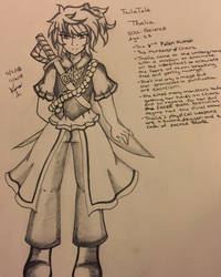 TzilaTale: Thalia by Akuma-Mana61