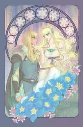 CXVI - for Melandrhild by hiddenmuse