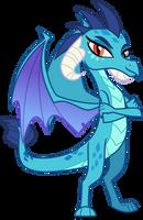 Dragon Lord Ember by CenCerberon