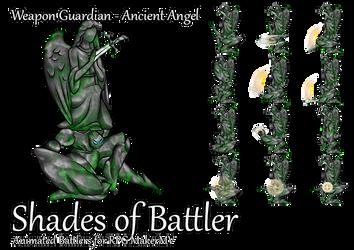RPG Maker MV Battler - Weapon Guard: Ancient Angel by ShadowHawkDragon