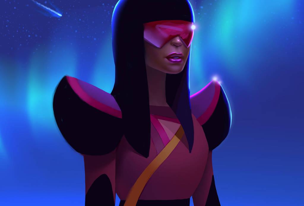 Garnet from Steven Universe by WilliamFenholt