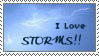 I Love Storms by ImFeelingStampity