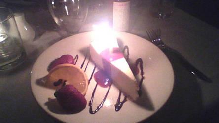 Vita Cam: Birthday Cheesecake by Silver-Ninja