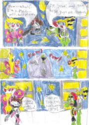 Shadow Kid vs The Hunimals P5 by Silver-Ninja