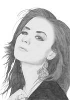Demi Lovato by Martin-Luure