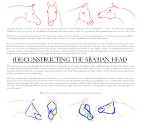 (De)Constructing the Arabian Head by Ehetere