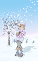 Winter by T03nemesis