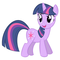 Twilight Sparkle Trace 1 by shadowdark3
