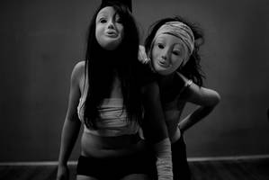 Maski 12 by PiotrWdowka