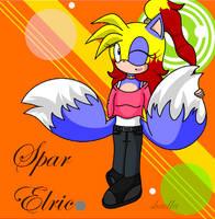 :Gift: Spar Elric New Design by IWishForAFish