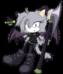 Sonic X Style Fivey by IWishForAFish