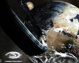 Halo 3 by Gravitoni