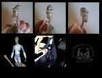 Custom Marvel Legends Scale Plagueis Figure by ayelid