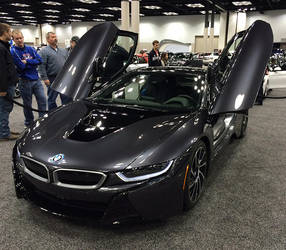 BMW i8 by IndyHorizon