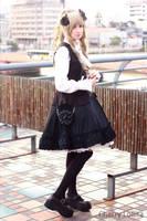 Lolita Outfit by CherryLollita