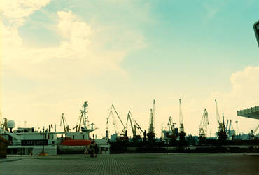 Port Works by Vet-al