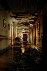 Silent Hill Hospital by Madreblu