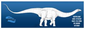 Apatosaurus ajax by BlueCea