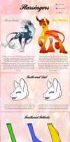 Moon Seeker and Sun Watcher Species Ref (Updated) by AlimareEmpire