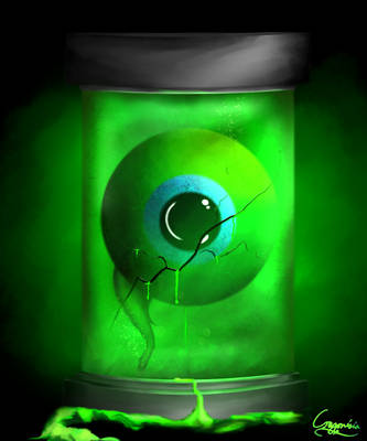 Septiceye by Cryonisia