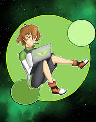 Pidge by Cryonisia