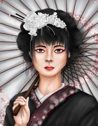 Geisha by Cryonisia