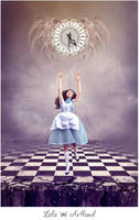 Wonderland_Time is go by LolaArtland