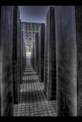 Memorial to the Murdered Jews by Dhaundre