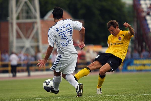 football by DimaBerkut