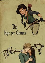 Hunger Games Poster by Ratgirlstudios