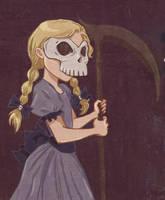 The Grim Reaper's Daughter by Ratgirlstudios