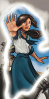 Bioschock Infininte: Elizabeth by Ratgirlstudios